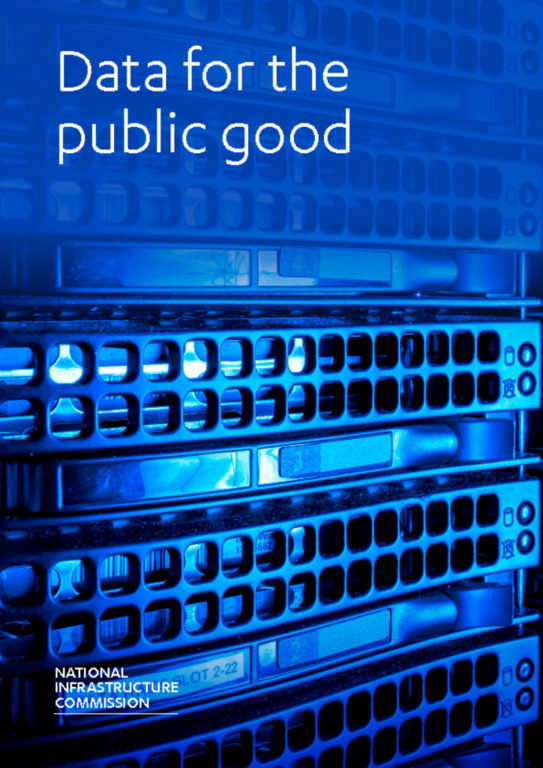 thumbnail of Data for the Public Good – NIC Report