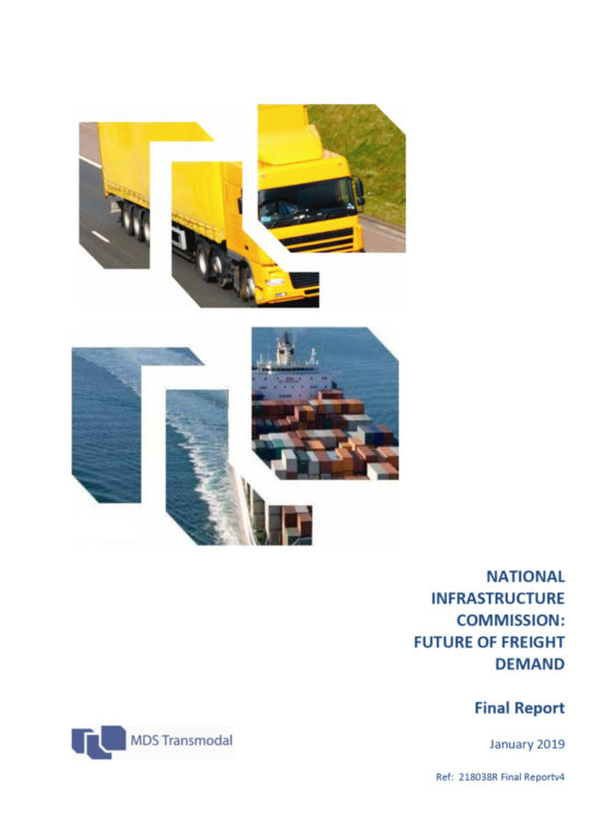 thumbnail of Future of Freight_Future of Freight Demand_MDS Transmodal