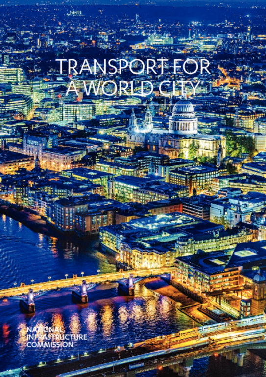 thumbnail of Transport for a world city – 100316